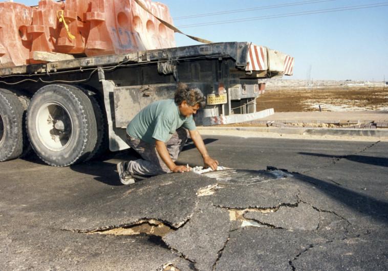 """רעידת אדמה בישראל: מומחה: """"יהיה רעש אדמה בישראל ואפשר לשער את עוצמתו"""