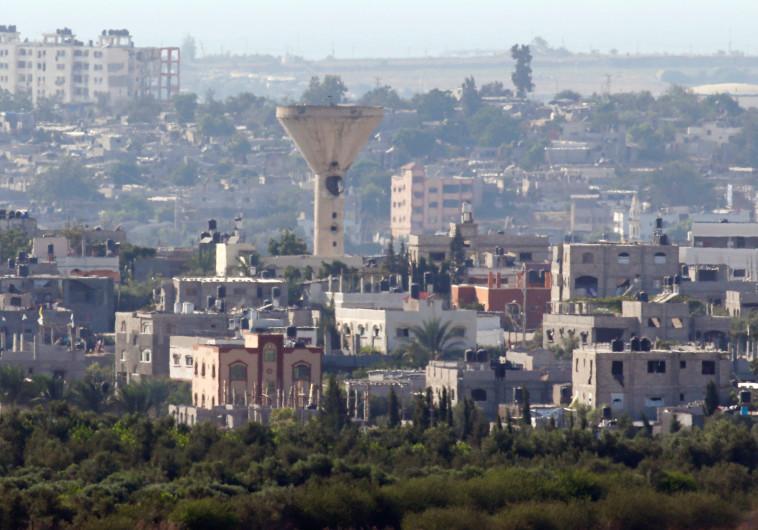 עזה Photo: מצרים לחמאס: נספק לכם חשמל בתמורה לשינויים ביטחוניים