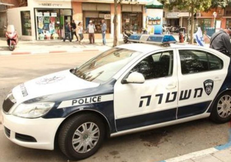 ניידת משטרה. ארכיון
