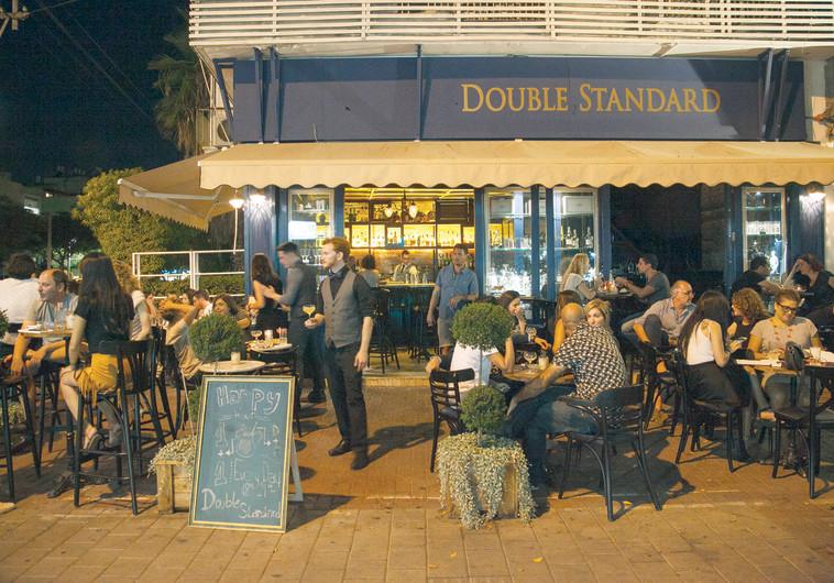 """""""דאבל סטנדרט"""", תל אביב, אלכוהול"""