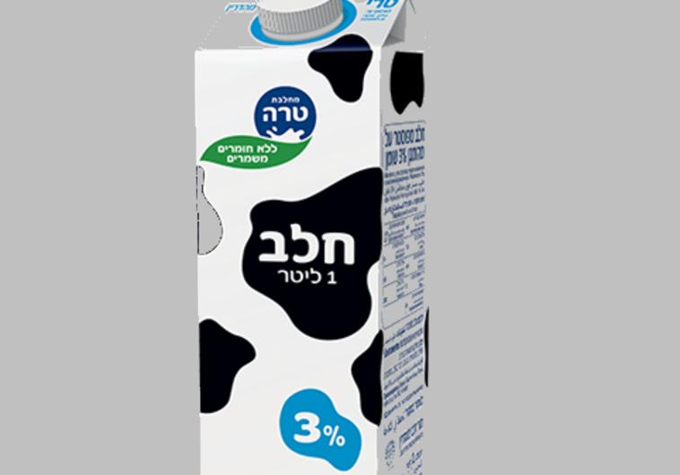 חלב טרה בקרטון