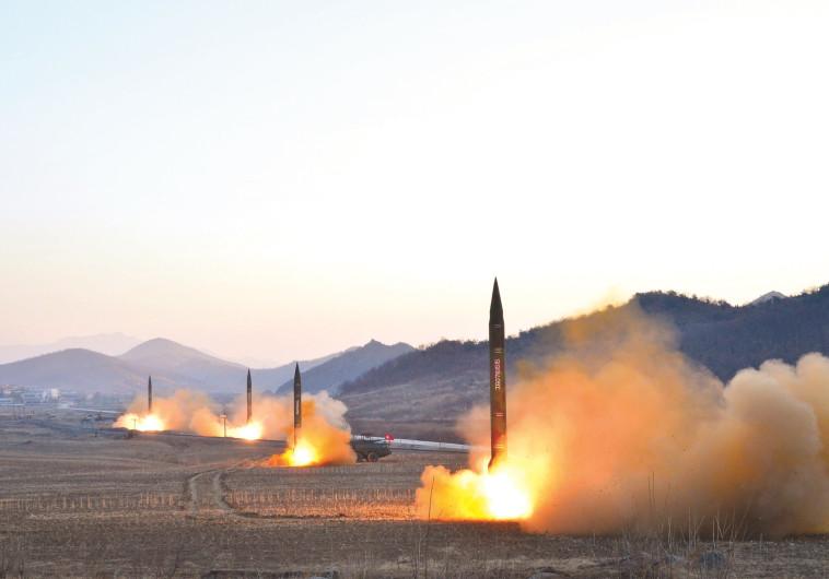 סקאד C צפון קוריאני