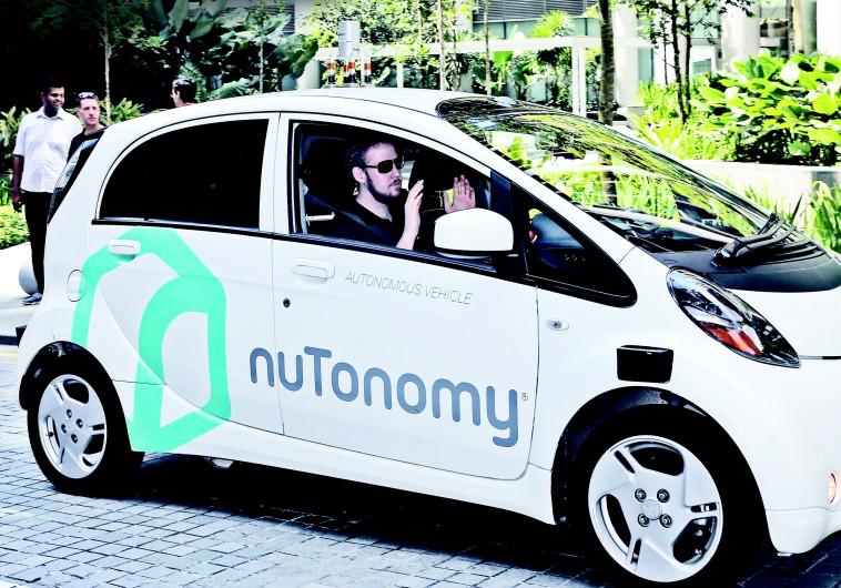 מובילאיי לא לבד: המרוץ הישראלי למכונית האוטונומית תופס תאוצה