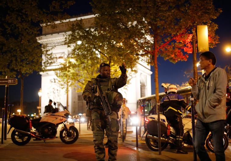פיגוע הטרור בשאנז אליזה בפריז
