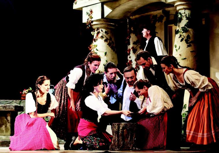 """אופרה אחרת: """"הרוזנת מאריצה"""" נתנה לי הזדמנות להתרגש עד דמעות"""