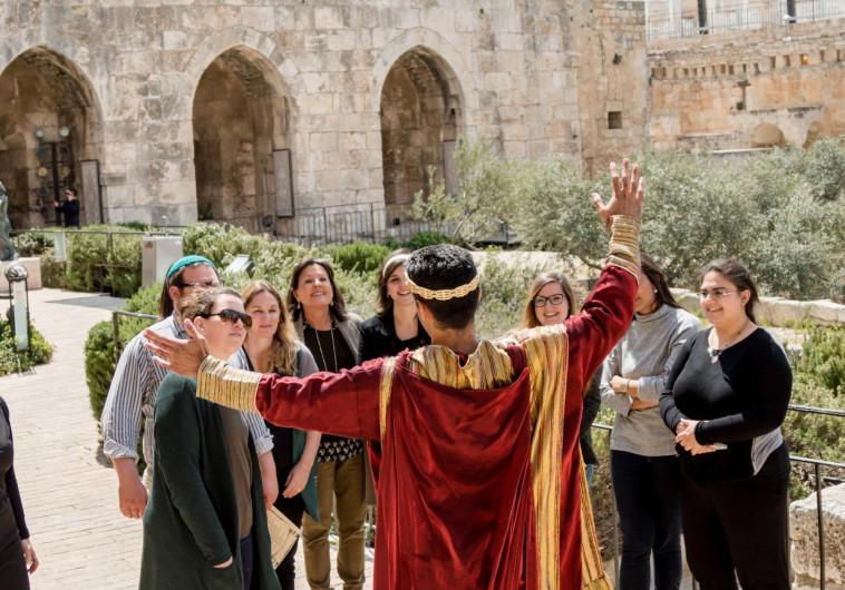 מוזיאון מגדל דוד, ירושלים
