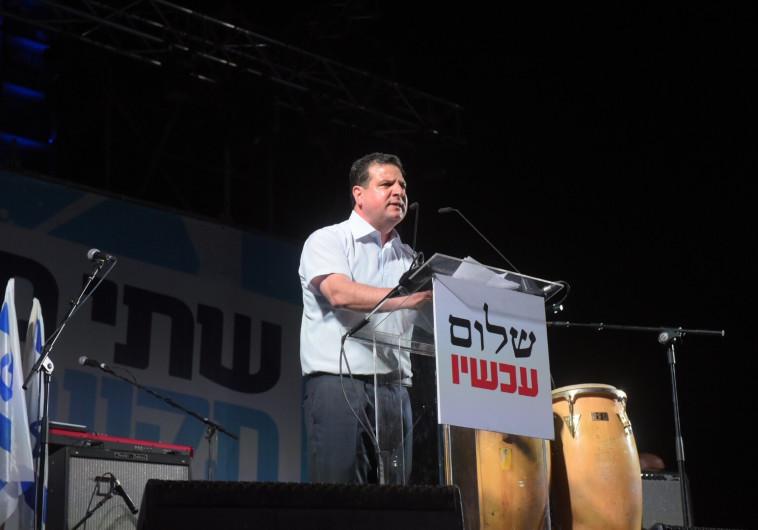 """עו""""ד יורם שפטל: """"איימן עודה הוא נבל אנטישמי, השונא ישראל בכל רמ""""ח איבריו"""""""