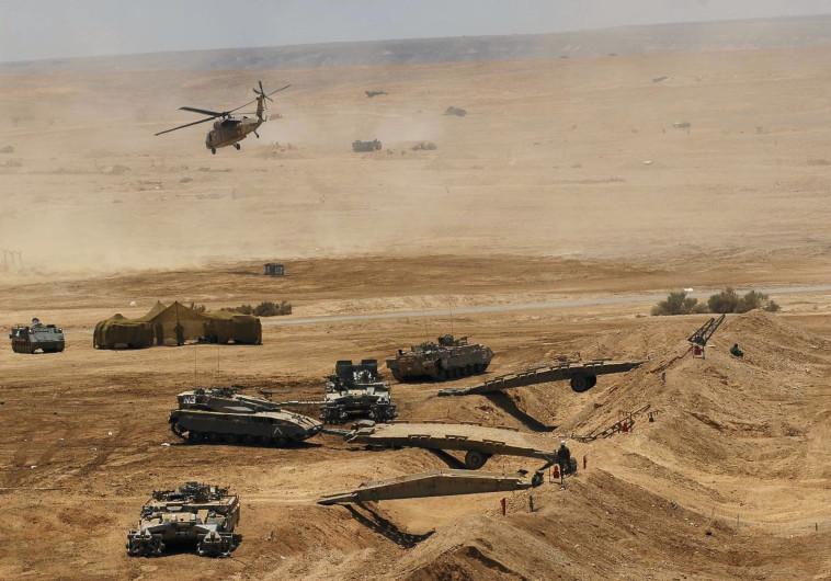 עשרות חיילים שיקרו כי לקו בהרעלה כדי להשתמט מאימונים