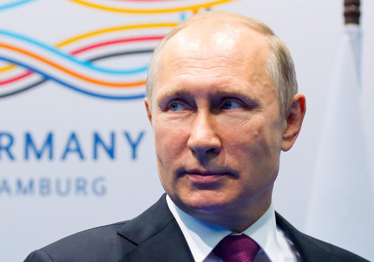 פוטין בוועידת ה-G-20