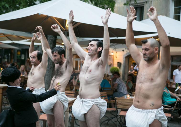 פסטיבל בת-ים לתיאטרון ואמנות רחוב