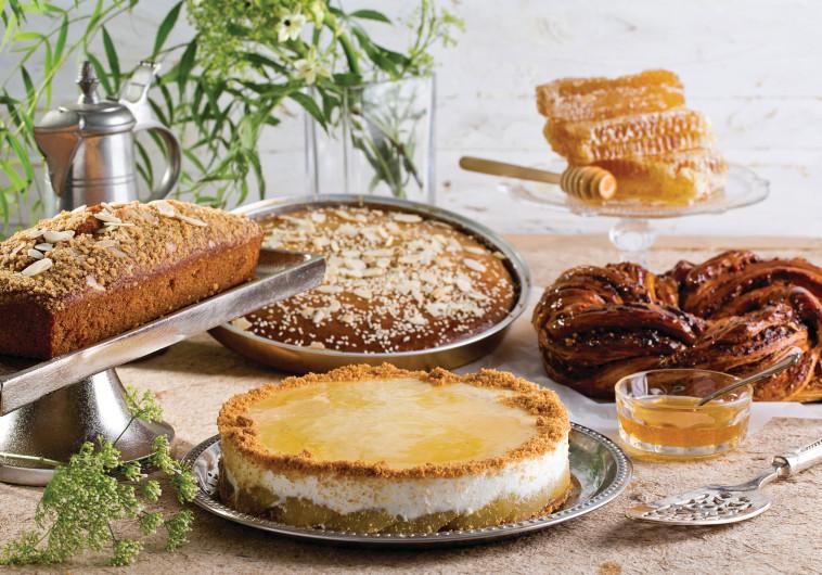 ביסקוטי, עוגות