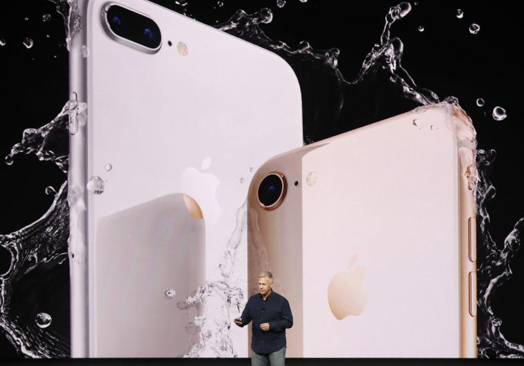 מכשירי האייפון 8 ואייפון 8 פלוס