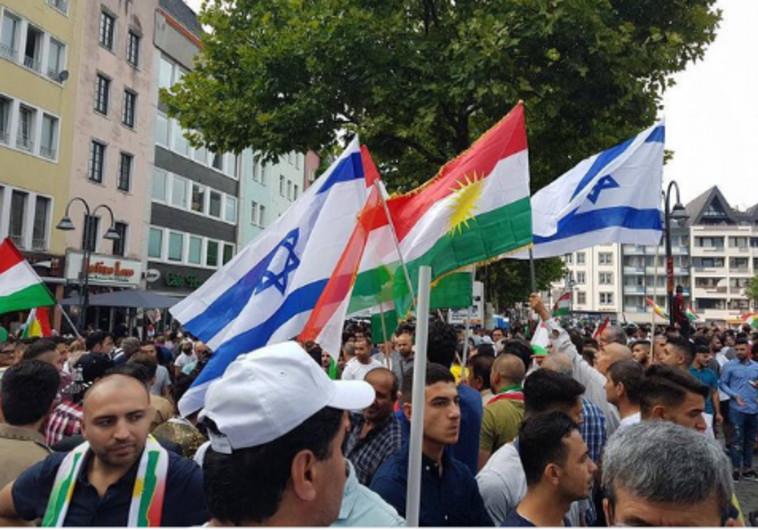 קום תקום: ישראל חייבת להיות בצד הנכון של הכורדים