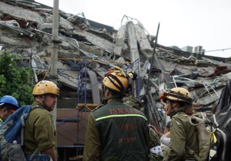 משלחת הסיוע הישראלית במקסיקו