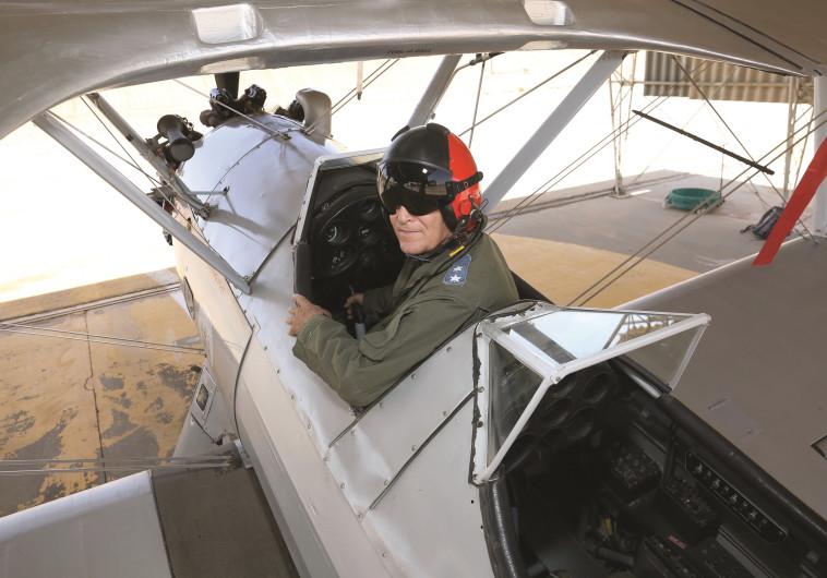 באוויר, בים וביבשה: מטוס הווינטז' של חיל האוויר