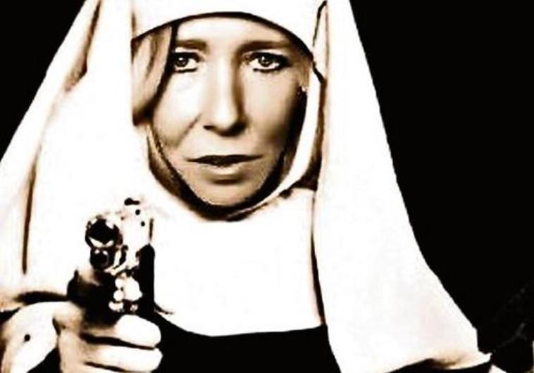 סאלי ג'ונס, האלמנה הלבנה
