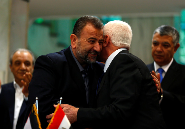 הסכם הפיוס בין פתח וחמאס