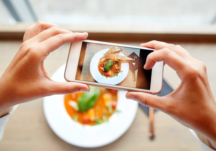מצלמים אוכל, צילום אילוסטרציה