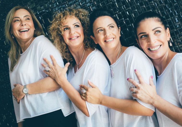 עינת ברדיצ'בסקי–כהן, יאנה דרום, מירב מהלה, יהודית דורנבוים
