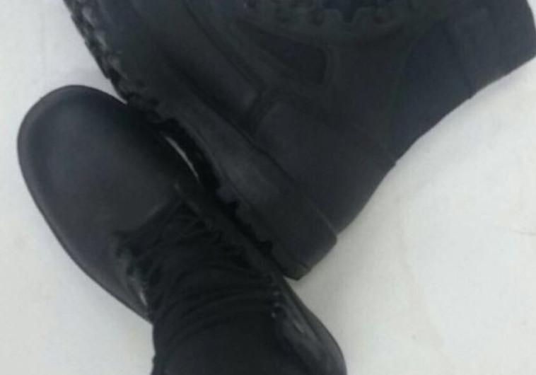 """נעלי חי""""ר"""