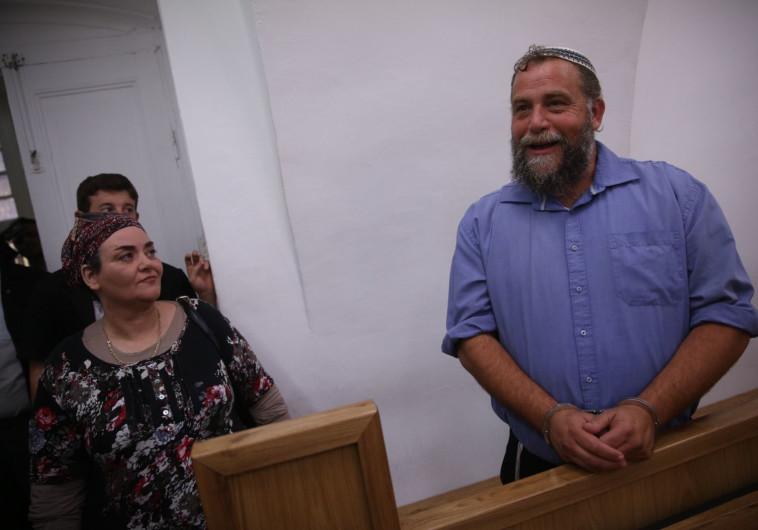 בנצי גופשטיין בבית המשפט