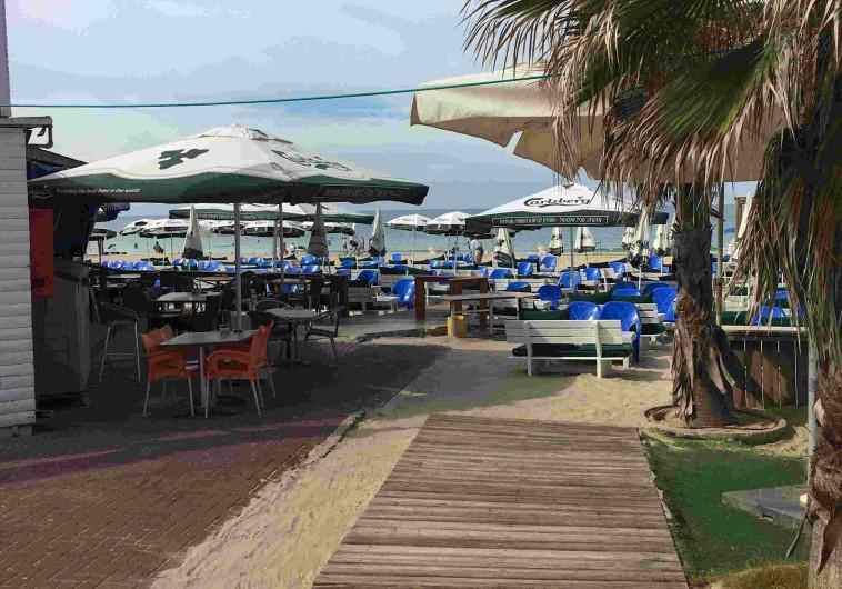 מסעדת החוף הדרומי