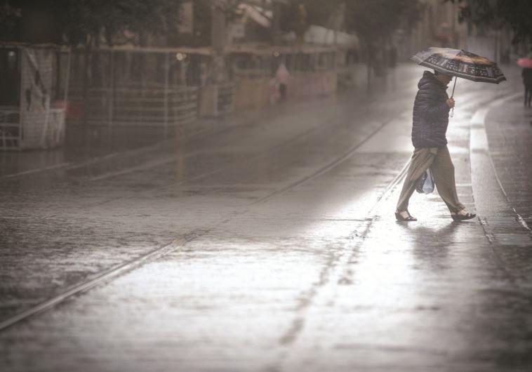 סופה חזקה תגיע הלילה: מידות החום יירדו וגשמים צפויים מדי פעם