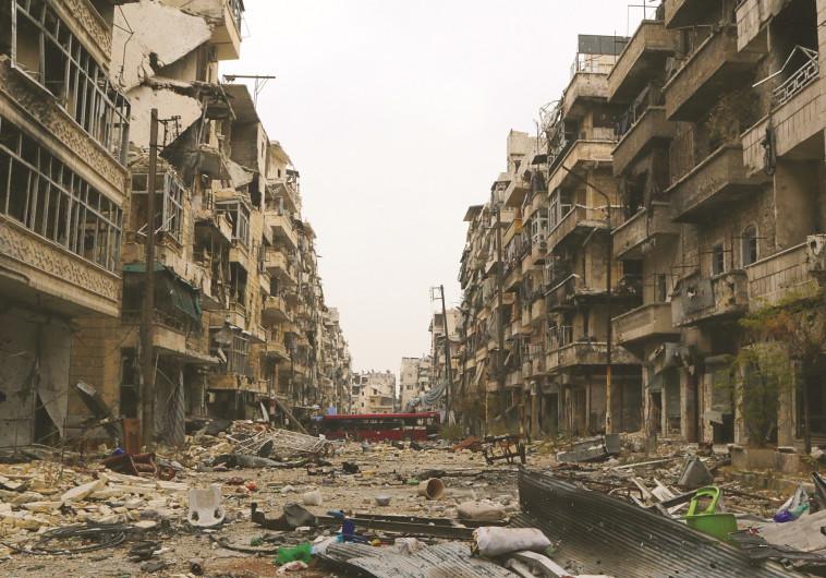 אחרי שניצח בסוריה, פוטין זקוק לתמיכה מטראמפ כדי להבטיח את עתידה