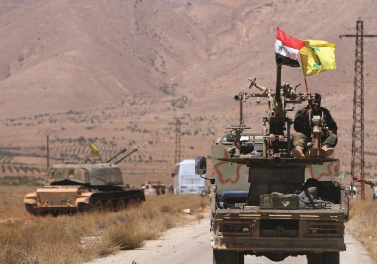 """בכיר סורי לשעבר ל""""מעריב"""": """"לחיזבאללה יש נשק כימי"""""""