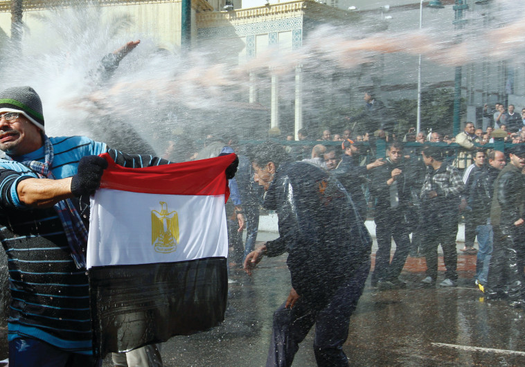 הפגנות במצרים ב-2011
