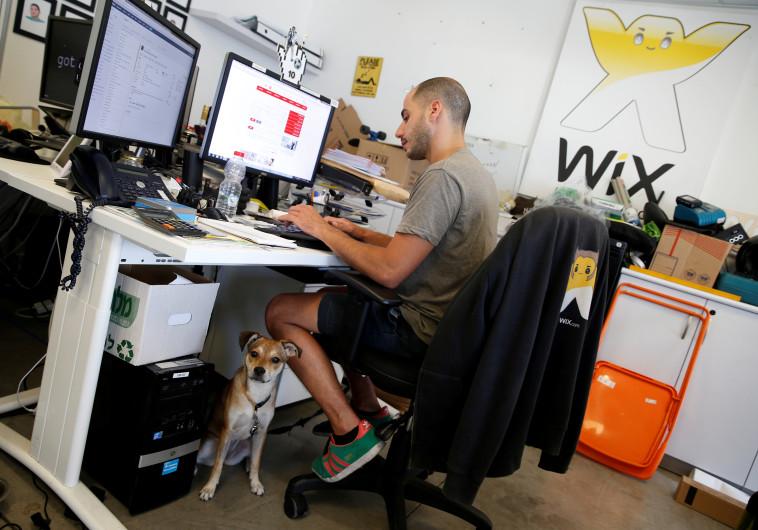 משרדי WIX בתל אביב (למצולמים אין קשר לידיעה)