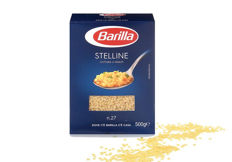 """פסטת הפתיתים למרק בצורת כוכבים של """"ברילה"""""""