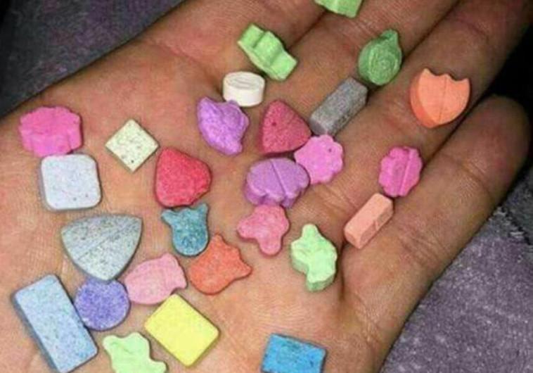 סוכריות שנחשדו כסמים