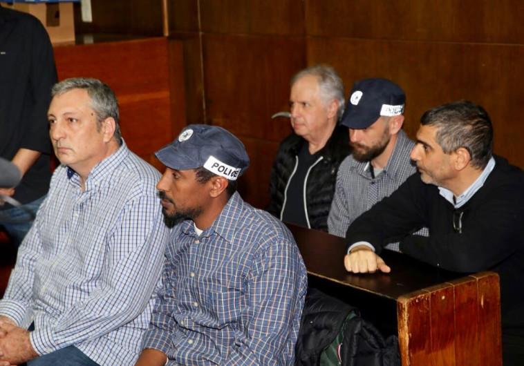 שאול אלוביץ' וניר חפץ בהארכת המעצר