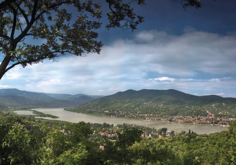 נהר הדנובה בווישגראד
