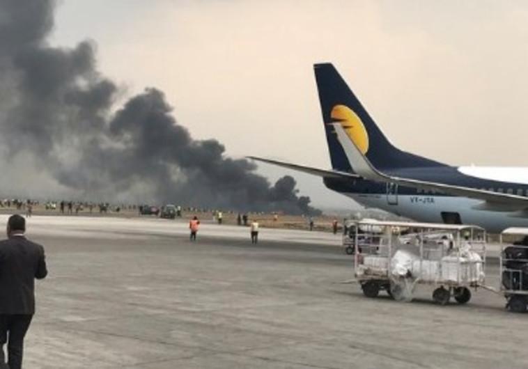 התרסקות מטוס בנפאל