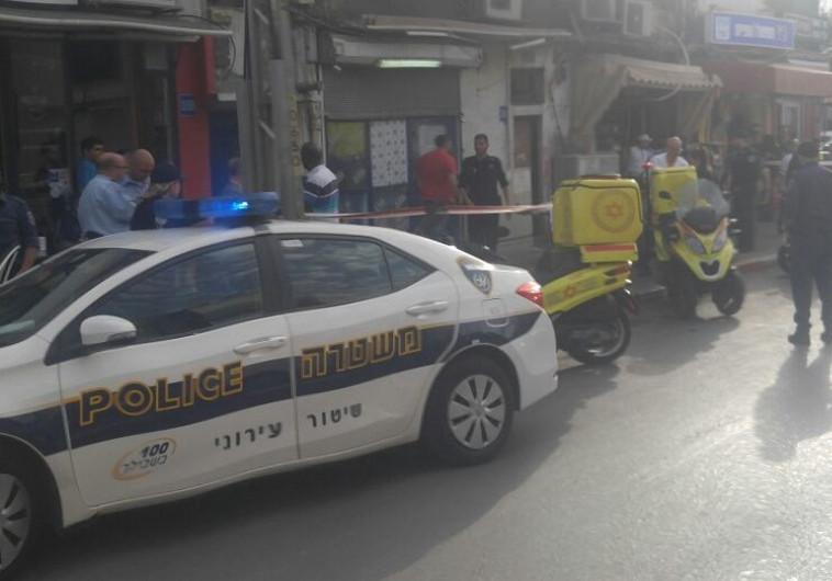 רצח בדרום תל אביב