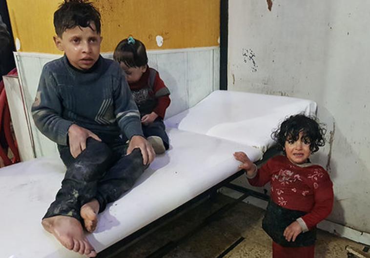 הפצצה כימית בסוריה