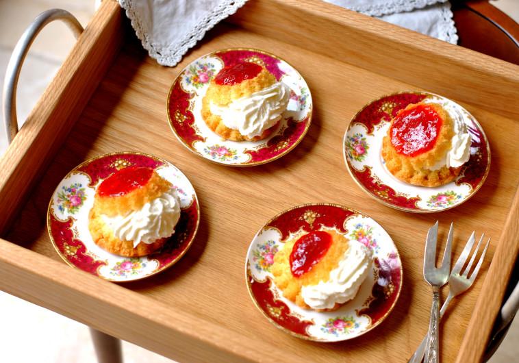 סברינה, עוגה אישית