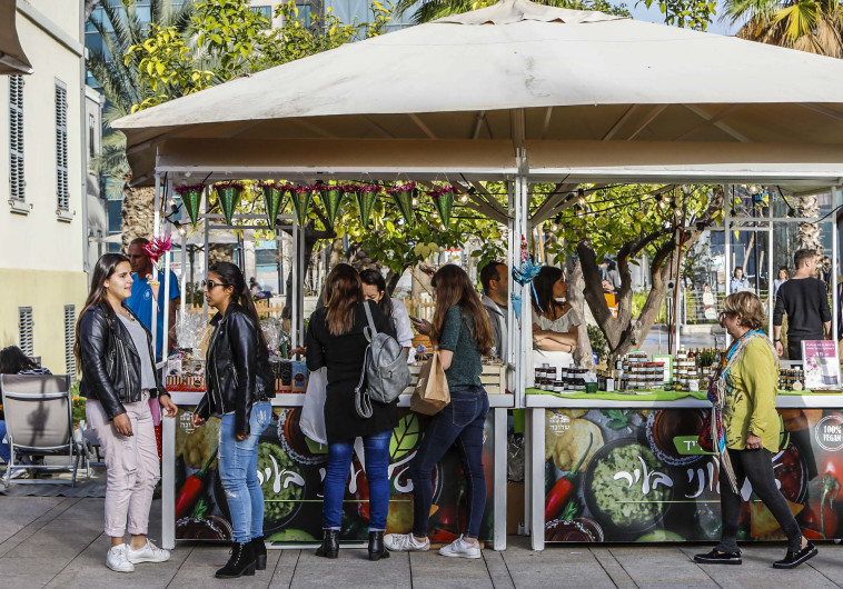 פעם שלישית גלידה (טבעונית), פסטיבל הטבעונות חוזר לשבועות