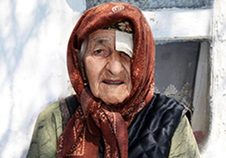 אחת הנשים המבוגרות ביותר בעולם קוקו, איסטמבולובה