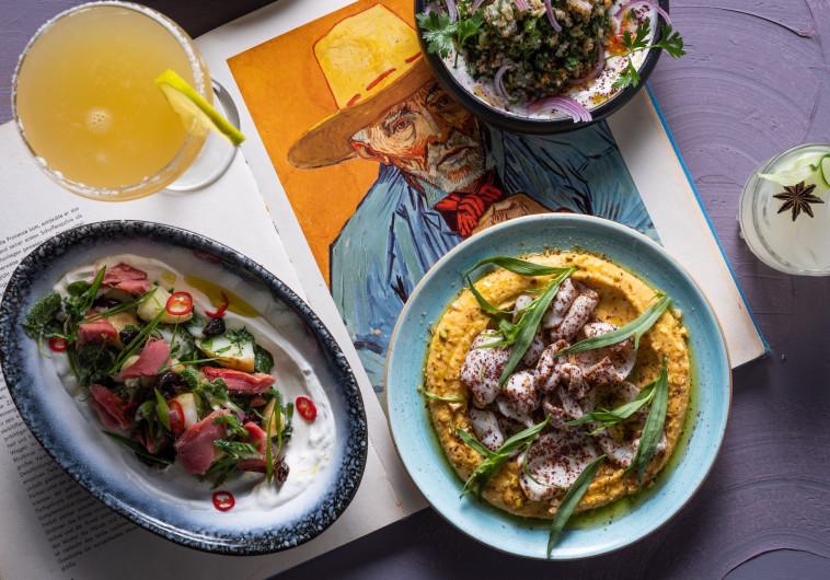 מסעדת קנדינוף מרביצה בנו תרבות ואוכל