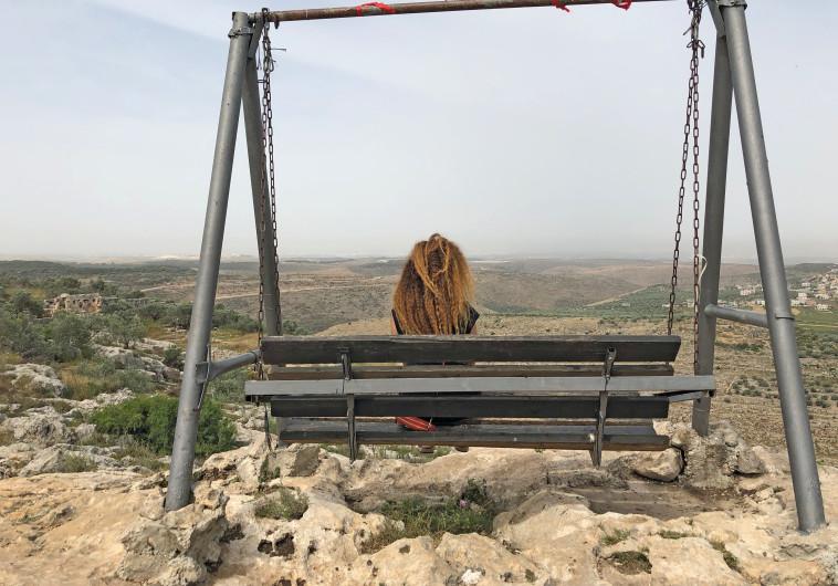 המרפסת של המדינה
