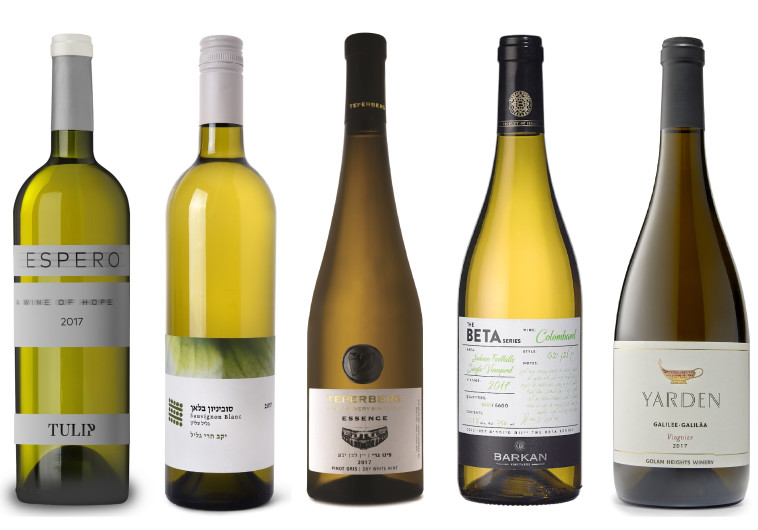 שוברים שרב: יינות לבנים חדשים על המדף