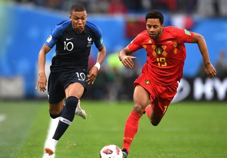 צרפת נגד בלגיה