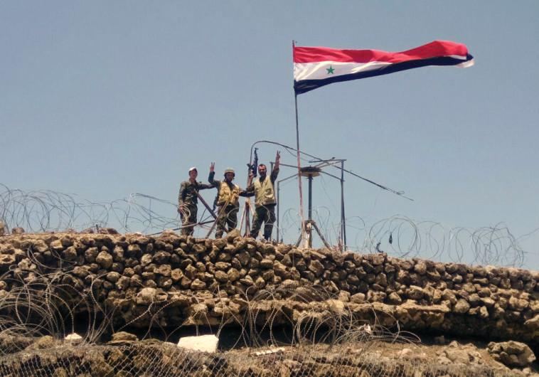 חיילים סורים בקוניטרה