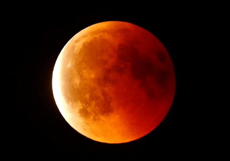 ליקוי ירח בגרמניה