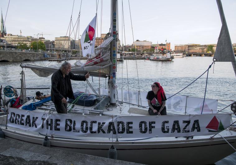 תמיכה בפלסטינים בשוודיה
