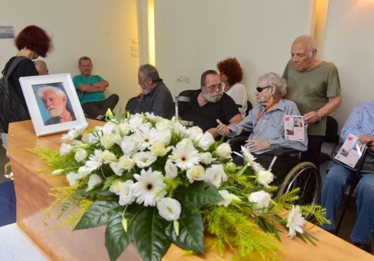 פרידה מאורי אבנרי בבית סוקולוב