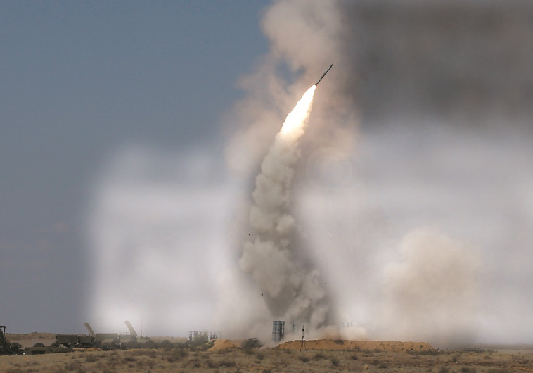 רוסיה קיבלה מיליארד דולרים עבור העברת מערכת ה-S-300 לסוריה 502754
